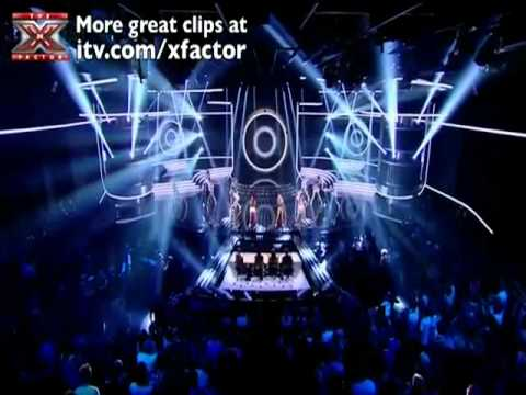 Little Mix - Super Bass (The X Factor 2011)