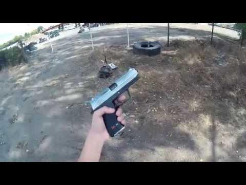 Zabawa Pistoletami - Test Strzelecki