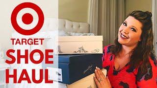 TARGET SHOE HAUL | 4 SPRING STYLES + 1 BONUS PAIR