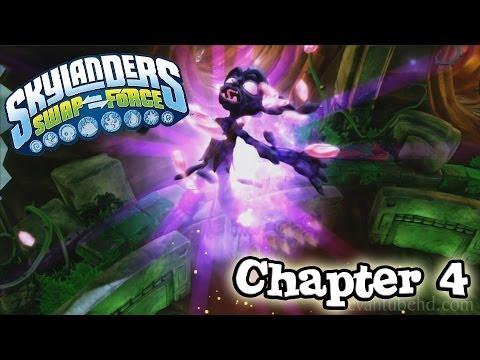 Let's Play Skylanders SWAP FORCE - Chapter 4 - RAMPANT RUINS (Hard Mode) PART 1