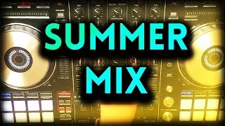 SUMMER EDM Music Mix 2018 | Future Bass, Trap, Melodic Dubstep, EDM | Pioneer DDJ-SX