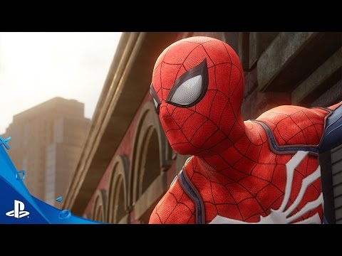 Spider-Man - E3 2016 Trailer | PS4