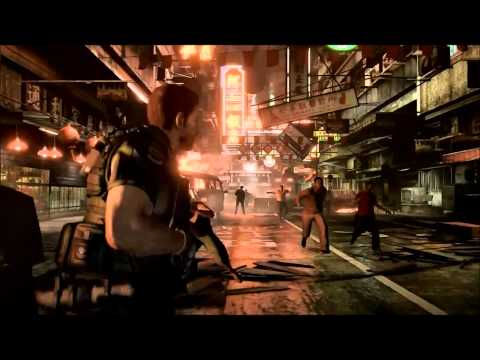 Resident Evil 6 trailer full hd