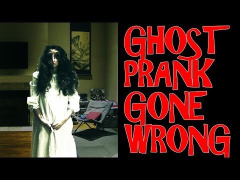 Ghost Prank Goes Wrong - Must Watch