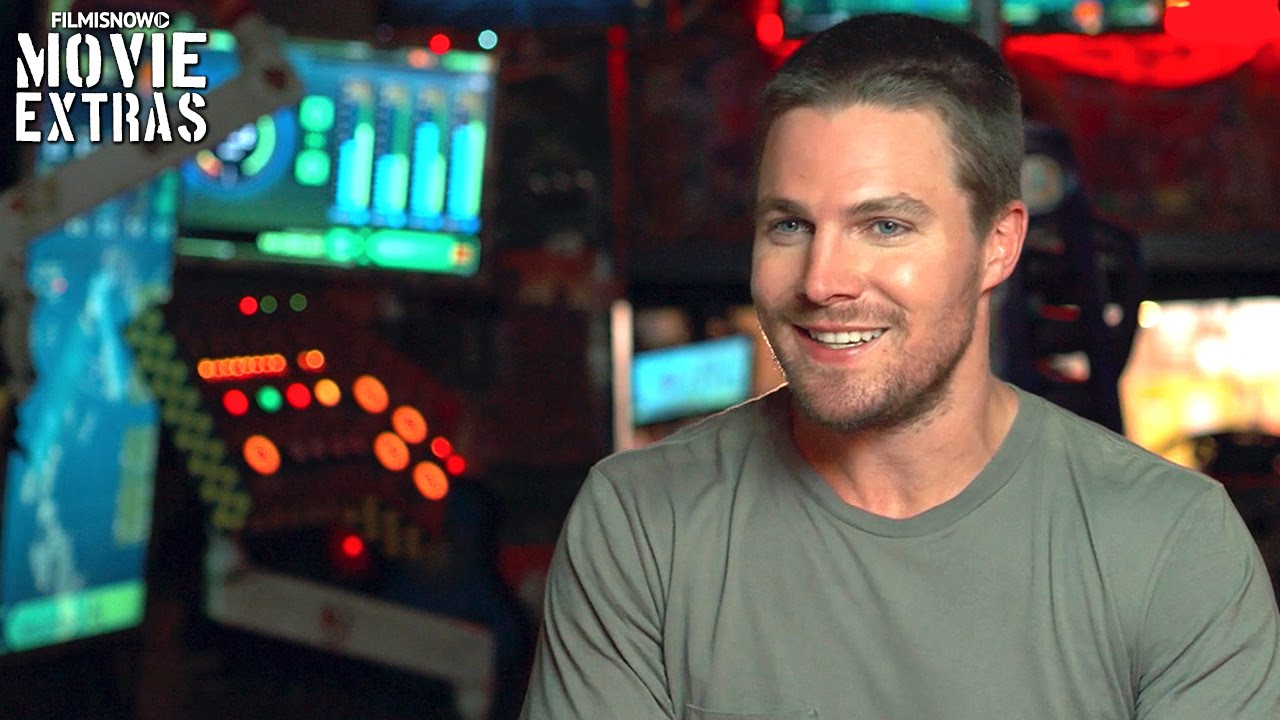 Teenage Mutant Ninja Turtles: Out of the Shadows On-set with Stephen Amell 'Casey Jones' [Interview]