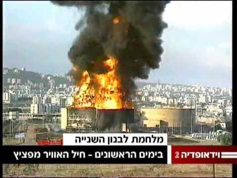 מלחמת לבנון השנייה - הווידאופדיה Second Lebanon war