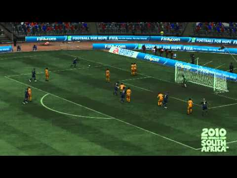 Nepal Vs Sweden (FIFA 2010 World Cup)