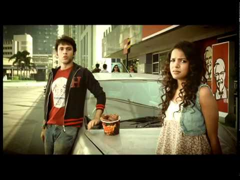 Worst Commercials : KFC indian advt - fiery g...