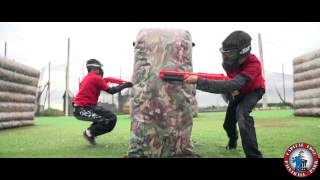"Family Friendly Paintball with Dave ""The Beast"" Bains"