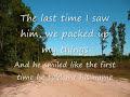 Sugarland-Already Gone Lyrics