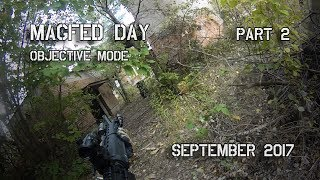 Magfed Paintball ► MFD - Objective Gameplay - Part2