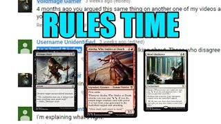 Level 3 Judge Forces Me To Explain Color Identity In Commander
