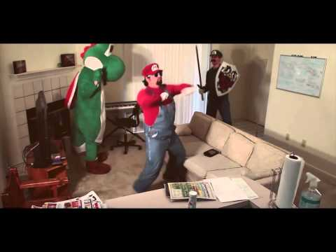Top 10  - Best Harlem Shake Versions video