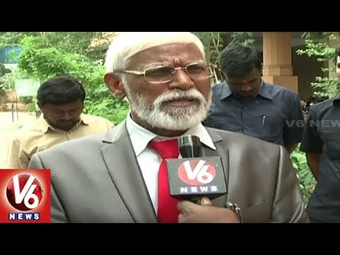 Face To Face With BC Commission Chairman BS Ramulu Over Census of Backward Classes | V6