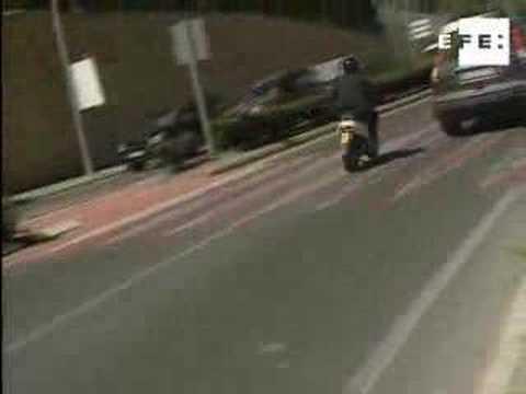 Madrid, 25 mar (EFE TV).- Un joven de 17 años fue atropellado en el pueblo alicantino de La Nucía por un coche que conducía una pareja británica, y que se di...