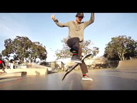 Skateology: Fakie no comply bigspin heelflip with Alex King