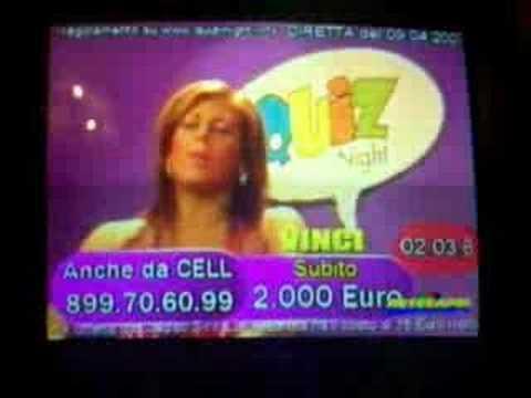 Quiz Show ReteCapri TV 070409
