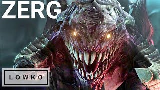 StarCraft: Remastered - UNLEASHING THE ZERG!