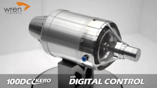Wren Turbines 100DC i-KERO - A first look!