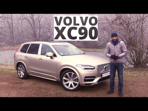 Volvo XC90 T8 Excellence  2016 - test AutoCentrum.pl #308