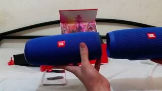 How to spot a FAKE JBL CHARGE 3/JBL Charge 3 unboxing