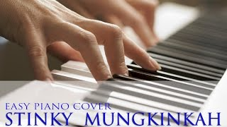 Stinky - Mungkinkah - Easy Piano Cover