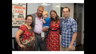 WWE SUPERSTAR  TRIPLE H FAMILY AND UNSEEN PHOTOS