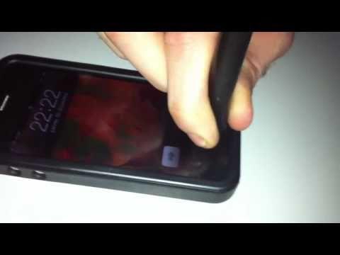 Iphone 4 problema boton home reparacion
