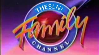 The SLN! Family Channel idents