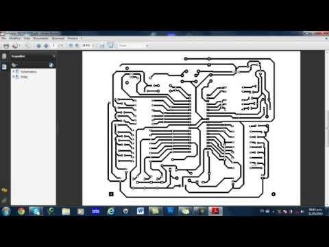Programas para crear circuitos electrónicos impresos [ PCB ] TUTORIAL