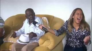 Achamos no Brasil: um homem de 114 anos que tem saúde pra dar e vender