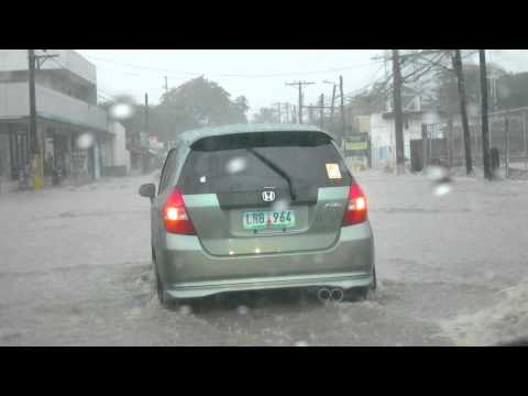 Cebu welcomes the Flood - Sep 4, 2012 (Banilad, Gaisano Country Mall)