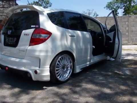 Jazz Fit Ge8 Rs With Mugen Aerokit Youtube