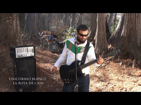 Unicornio Blanco - La Ruta de Cain (Video Oficial)
