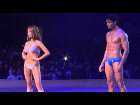 [HD] Hot Men from The Naked Truth: Bench Body Fashion Show 2014