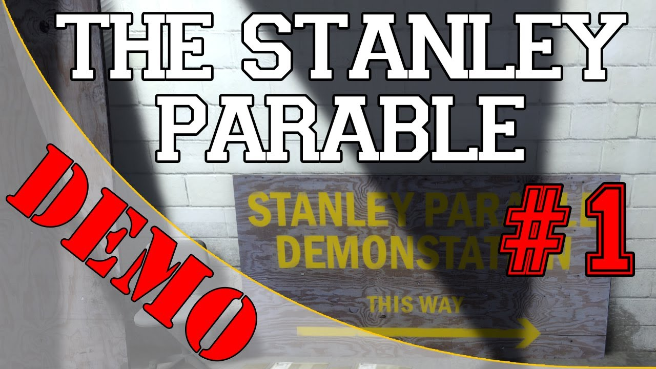 Stanley Parable Demo Buttons The Stanley Parable Demo
