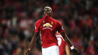 Paul Pogba - First Match for Manchester United debut HD