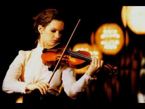 Hilary Hahn- bach sonata 3 largo