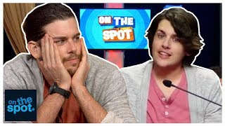 On The Spot: Ep. 158 - The Last First Episode Ever | Rooster Teeth