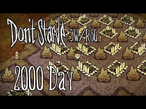 Megabase Don't Starve 2000 Day (Обзор мега базы) БЕЗ ЧИТОВ!