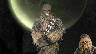 Star Wars Chewbacca Animatronic Interactive Figure from Thinkway Toys