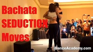 Bachata Seduction Moves LA bachata festival 2014 valentines