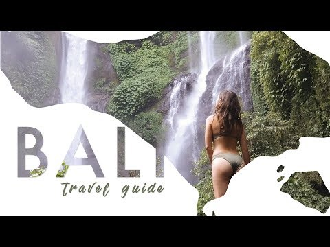 WOW Air Travel Guide Application | BALI, INDONESIA