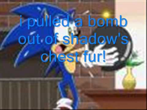 funny sonic x pictures=)