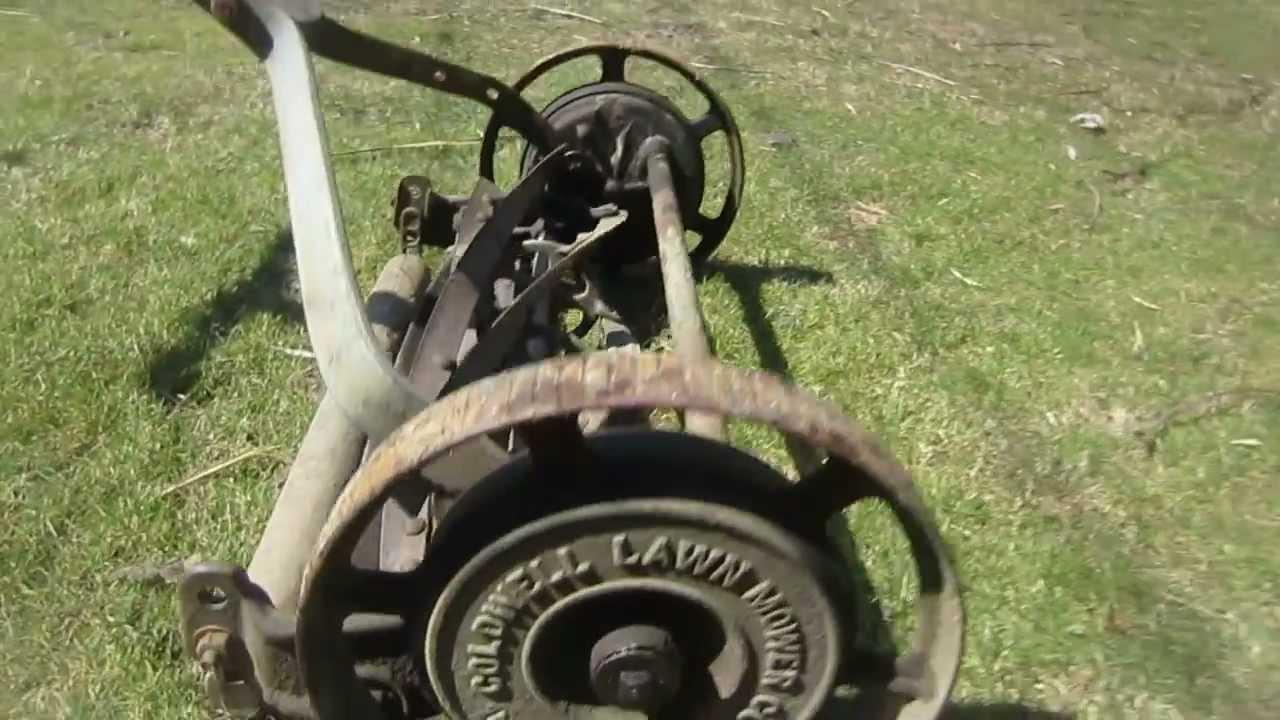 Lawn Mower Company 1919 | Coldwell Lawn Mower