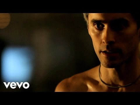 Thirty Seconds To Mars - Hurricane (Censored Version) Music Videos
