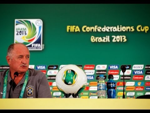 Brazil can go all the way in FIFA Confed Cup: Scolari