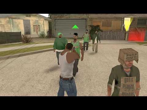 Loquendo - GTA san andreas [capitulo 5] CJ y el vagabundo