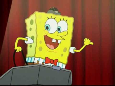 Spongebob Squarepants I'm A Barbie Girl video