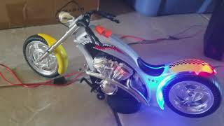 Speaker Modded: Toy State Road Rippers Nitro Burnout Chopper